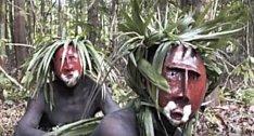 V jednom brazilském kmeni se musí mladí sami otrávit jedem a otravu přežít...