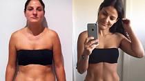 Dnes po čtyřicítce si Joanna sama sebe více váží. Začala mnohem více odpočívat, pravidelně jíst stravu bohatou na všechny potřebné živiny a samozřejmě také několikrát denně cvičí.