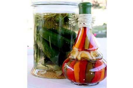 Umíte zacházet se sterilovanou zeleninou?