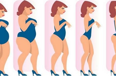 Štíhlá strategie - Jak zhubnout a váhu si pak udržet