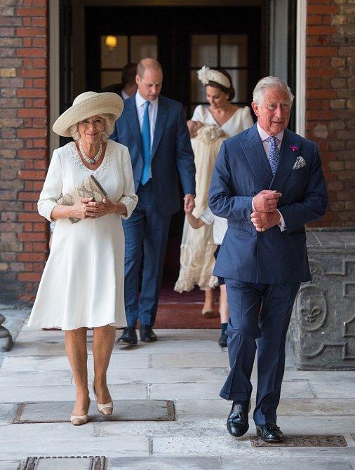Princ Charles s chotí Camillou.