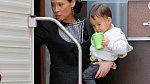 Lucy Liu se synem