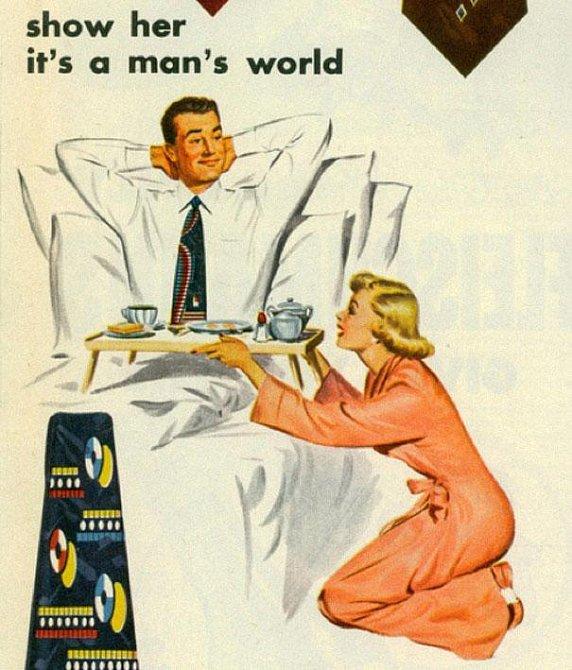 Ukaž jí mužský svět