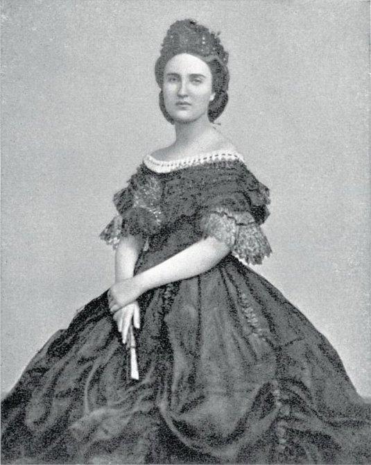 Charlotta Belgická (1840-1927), mexická císařovna (manželka císaře Maxmiliána I. Mexického)