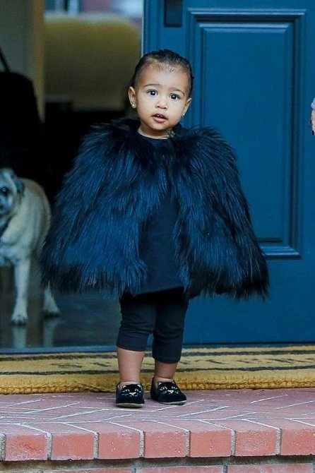 North West Kardashian