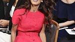 Manželka George Clooneyho Amal, na udílení Nobelovy ceny míru