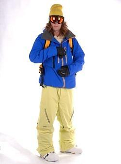 Snowboard, Oblečení, Freeride