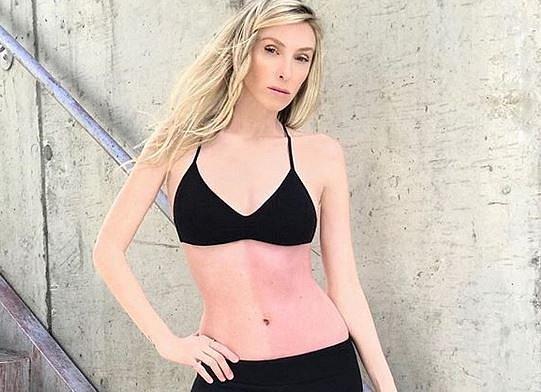 Taylor je vyhledávanou modelkou.