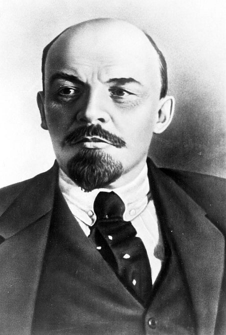 "Vladimir Iljič Lenin: ""Dobrý pes."""