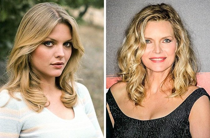 Michelle Pfeiffer 1992 - 2017