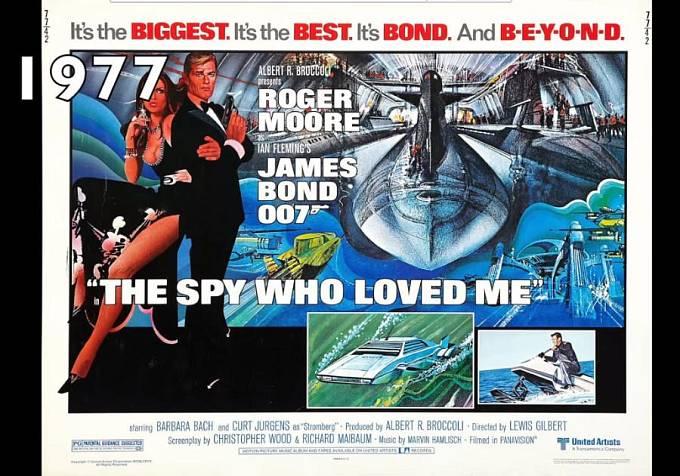 Špion, který mě miloval (1977)