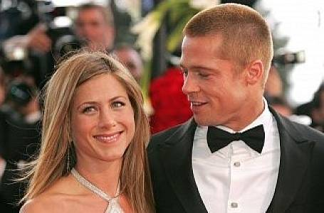 Brad Pitt a Jennifer Aniston