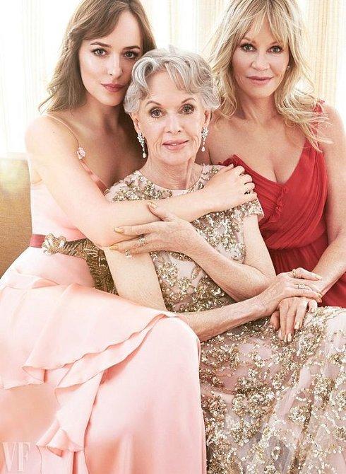 Krásu mají v rodině.