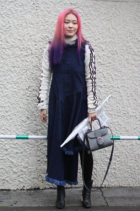 Neuvěřitelné módní kreace, které umí vytvořit jen Japonky a Japonci