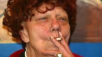 Helena Růžičková prý kouřila už od 4 let
