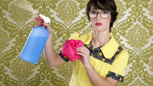 Profesionálky radí: Rychlé tipy na úklid