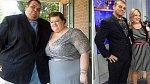 Tomuto sympatickému páru z Tennessee se podařilo dohromady zhubnout téměř 250 kilogramů!