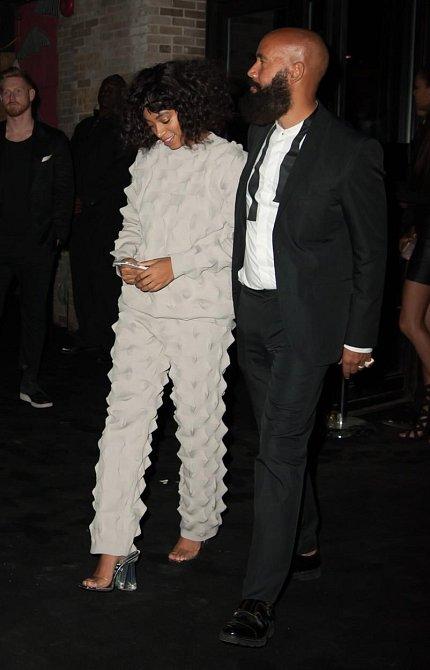 Solange Knowles - mladší sestra Beyoncé