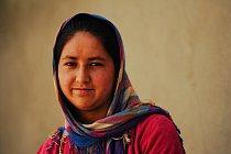 Ilustrační foto - Žena v Pakistánu