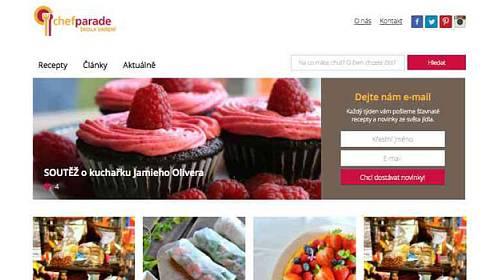 Škola vaření Chefparade spustila vlastní blog!