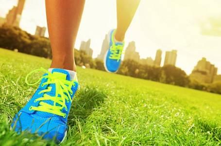 Jaro: Začněte běhat!