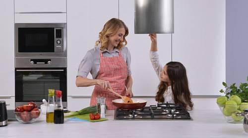 Jak má vypadat kuchyně?