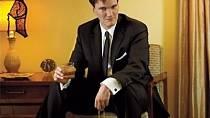 Tarantino si ze sebe umí udělat legraci.