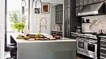 V kuchyni je králem David, rád vaří pro celou rodinu a má rád funkčnost.