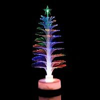 Stromeček s optickými vlákny