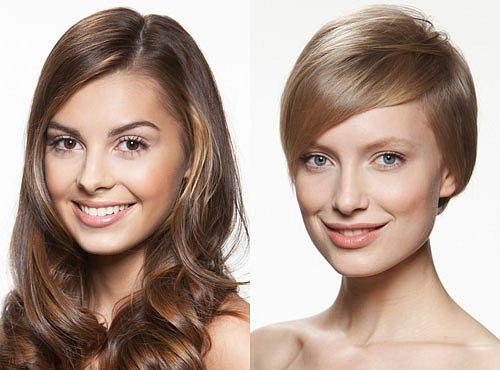 Dívka číslo 1, Aneta Grabcová a číslo 2, Adéla Svobodová