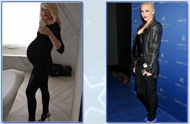 Gwen Stefani 2 měsíce po porodu svého třetího syna