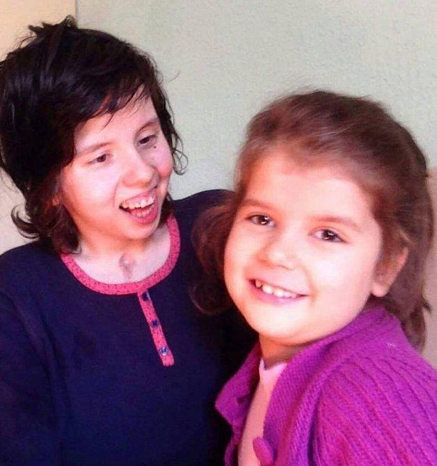 Danijela už dokáže s dcerou komunikovat