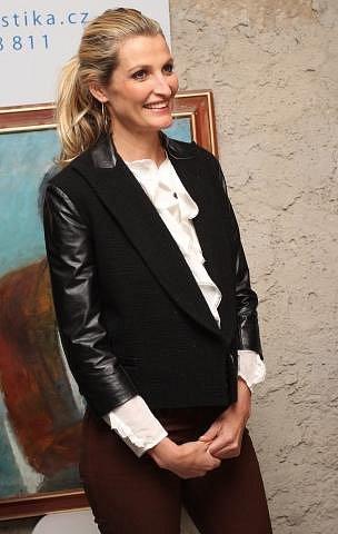 Módní ikona: Tereza Maxová