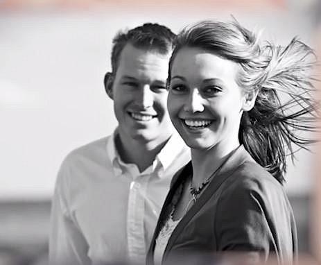 Manželé Hildebrandtovi