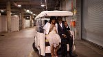 Manželé na cestě na inaugurační ples, 2009