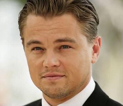 Leonardno DiCaprio