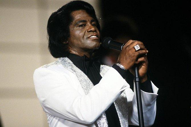 """James Brown: """"Dnes večer půjdu ven."""""""