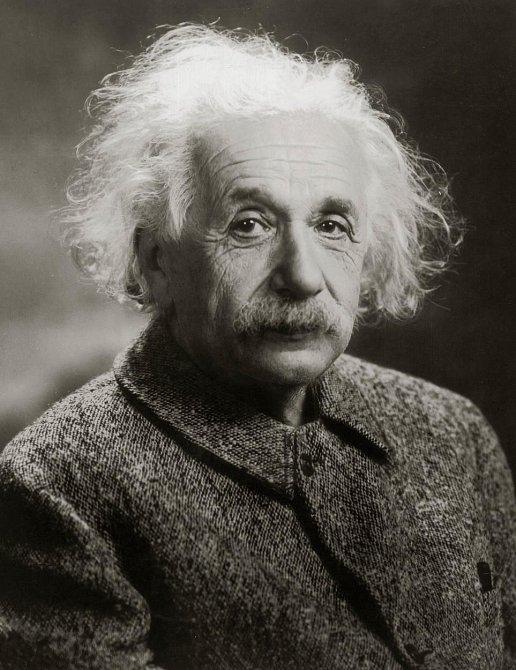 """Albert Einstein: """"Už jsem splnil své zdejší poslání."""""""