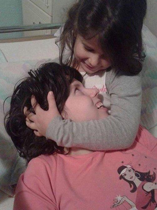 Marija doufá, že se její maminka co nejdřív uzdraví