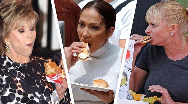 Zdravé stravování podle zahraničních celebrit