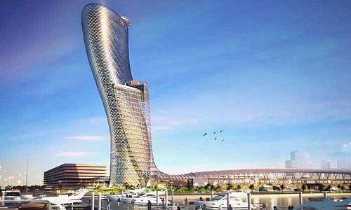 Šikmá věž - Arabské emiráty