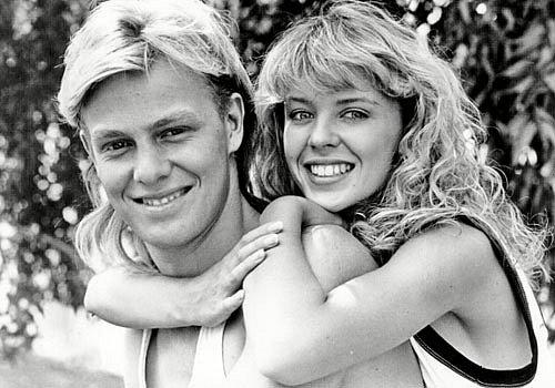 Kylie Minogue, Jason Donovan