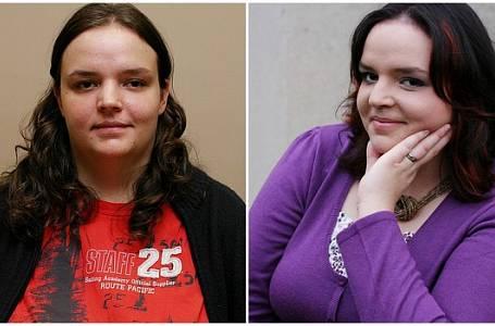 Kompletní změna vizáže: Veronika (21)