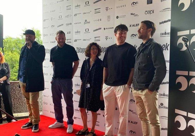Film Zátopek má světovou premiéru ve Varech.