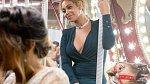 Beyoncé na jedné ze svatebních atrakcí - kolotoči.