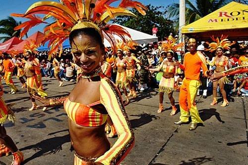 Karneval v Kolumbii