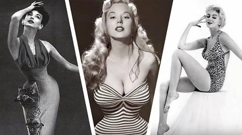 Nejkrásnější vintage modelky: JEJICH MÍRY a ŽIVOTNÍ OSUDY. Dnes by neměly šanci!