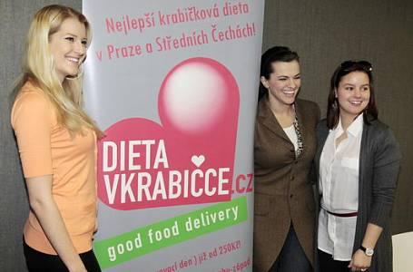 Celebrity doporučují: Dieta v krabičce