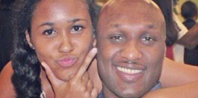 Lamar Odom - basketbalová hvězda - se stal poprvé otcem ve svých 19 letech. Láska ze střední školy mu porodila dceru Destiny.