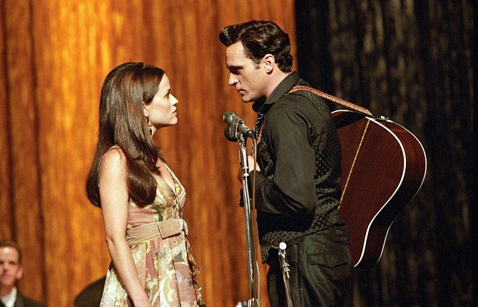 Reese Witherspoon ve filmu Walk the Line